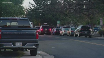 Littleton police officer shot at least 3 times, search for suspect underway