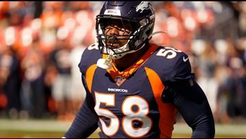 Super Bowl 50 defense dominates 9NEWS Broncos All-Decade defensive team