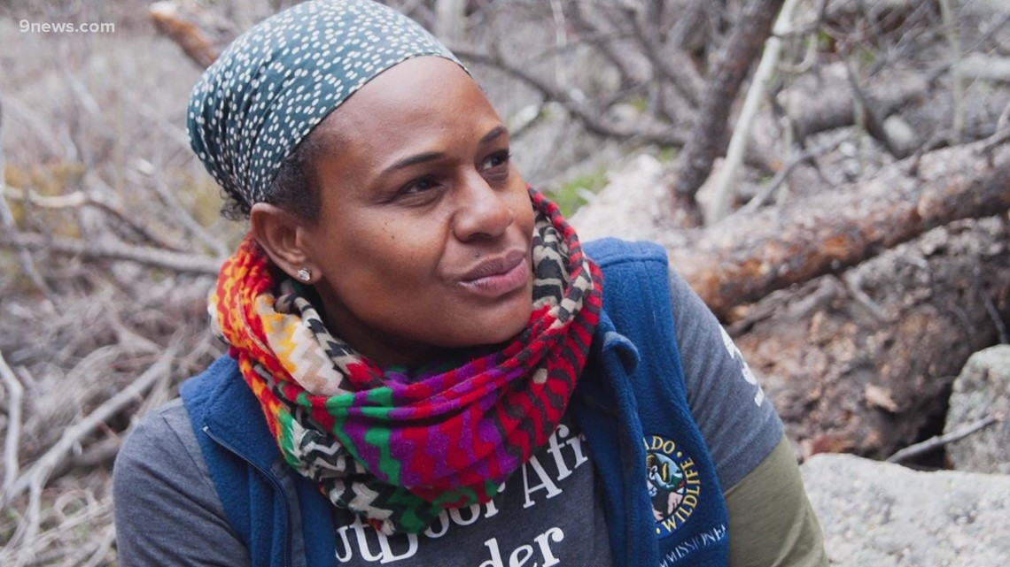 The first Black woman to serve as a CPW commissioner is working to diversify the outdoors