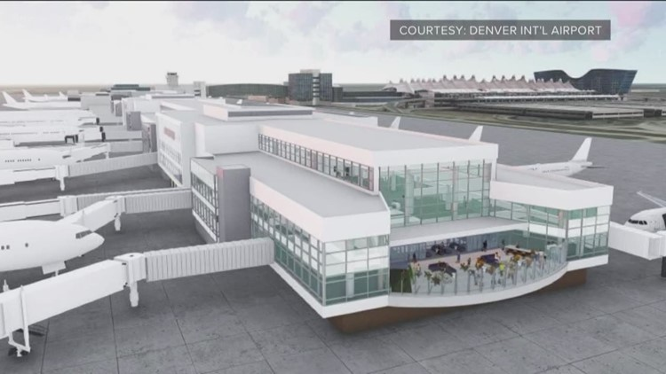 Outdoor patio areas coming to DIA