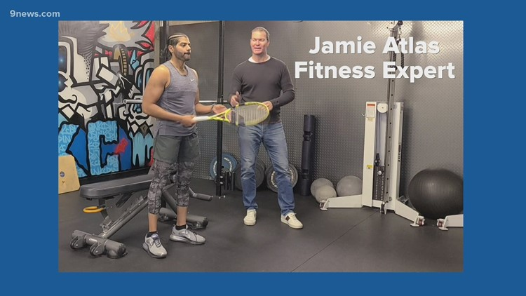 Two exercises to improve hip mobility