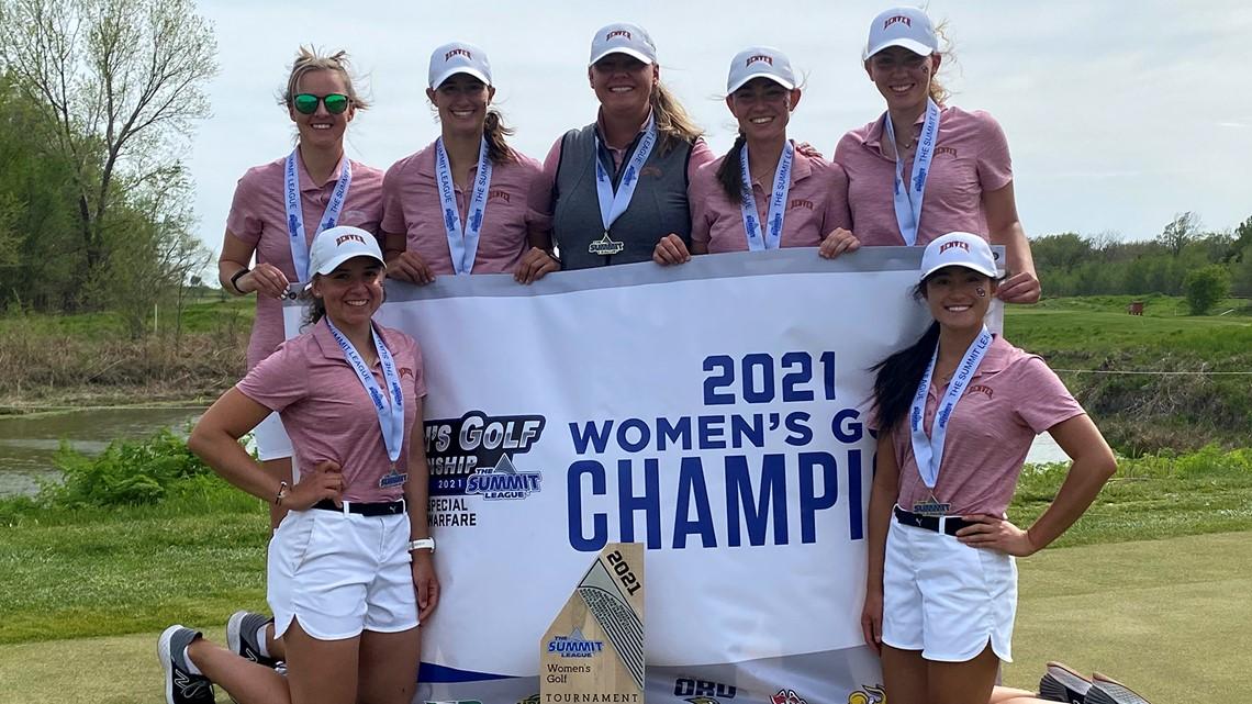 DU women's golf, Mary Weinstein set sights beyond NCAA regionals