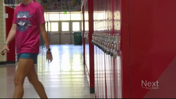 The school district in Loveland is using its school monitors to listen
