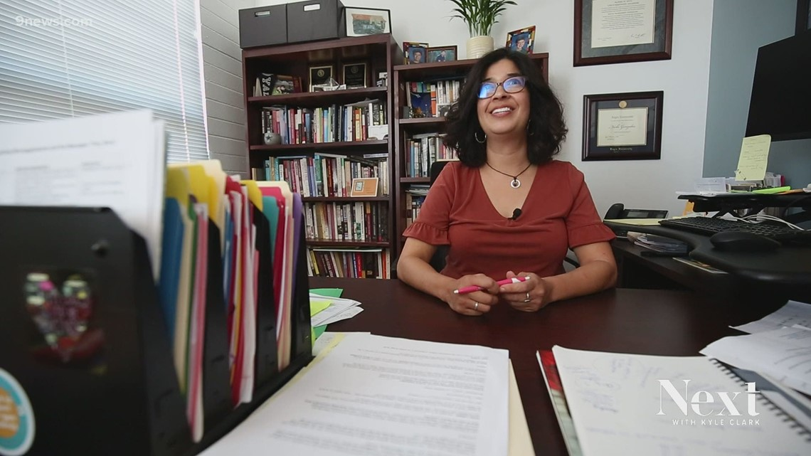 Nicki Gonzales is first Latino person to be the Colorado State historian