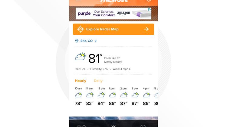 app weather