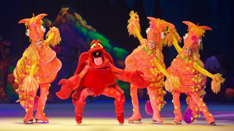 Disney on Ice Worlds of Entertainment