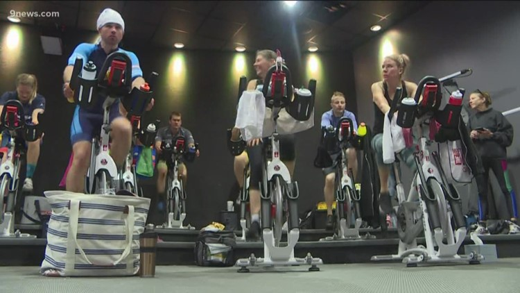 A day-long spin class?