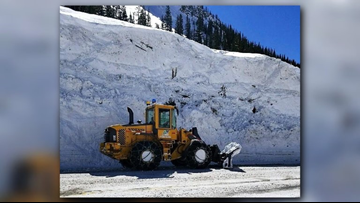 Red Mountain Pass could open in 2 weeks