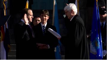 Jared Polis sworn in as Colorado's 43rd governor