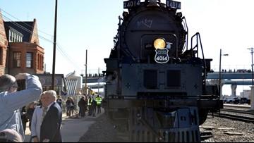 'Big Boy' locomotive completes five-year restoration