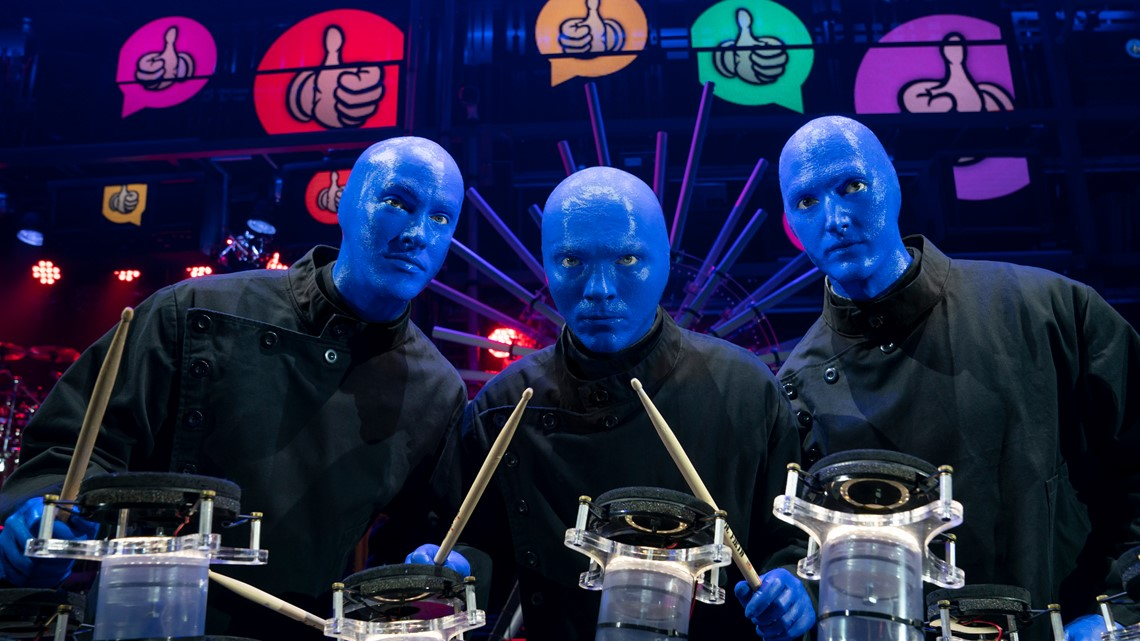 Blue Man Group 'Speechless Tour'