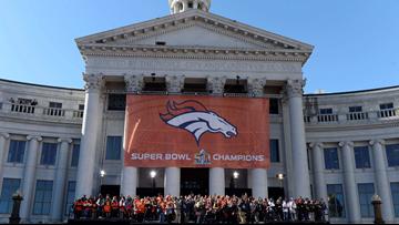 Denver Broncos at the NFL Draft