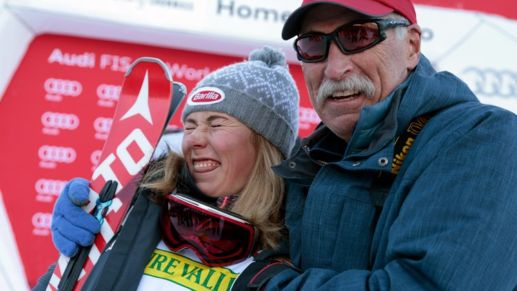 'Can't miss him more:' Mikaela Shiffrin reflects on her late father