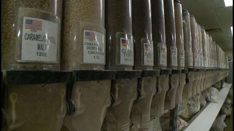 Homebrew Grains