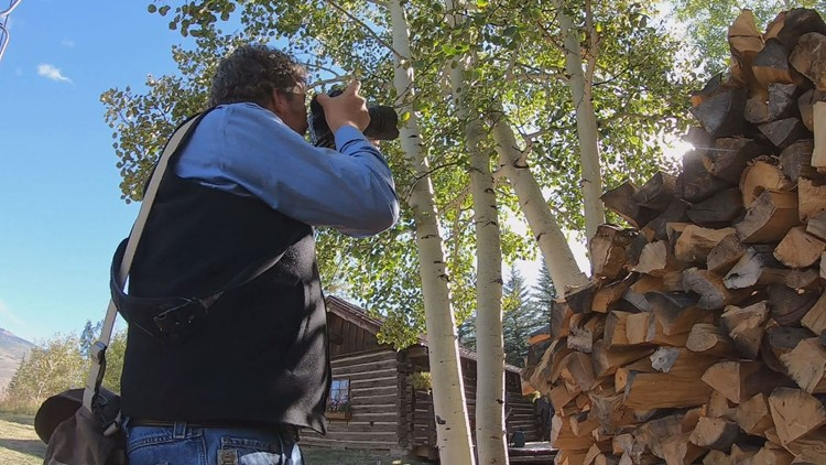 Photographer shares tips for taking beautiful fall pictures in the High Country