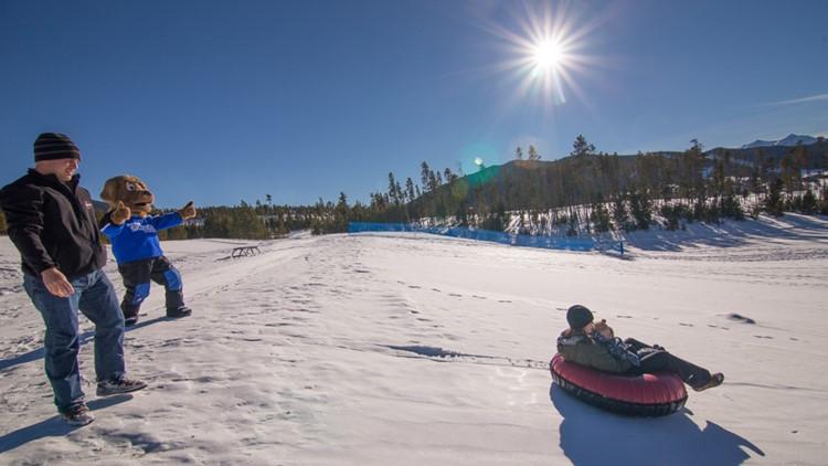 Kidtopia Vail Resorts SnowTubing Ripperoo