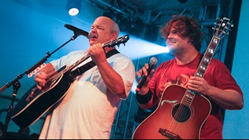 Tenacious D is playing Red Rocks with the Colorado Symphony