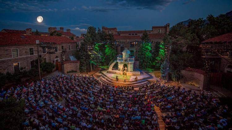 Colorado Shakespeare Festival Pretty Moon