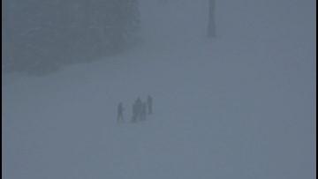 Avalanche reported in closed terrain at Loveland Ski Area