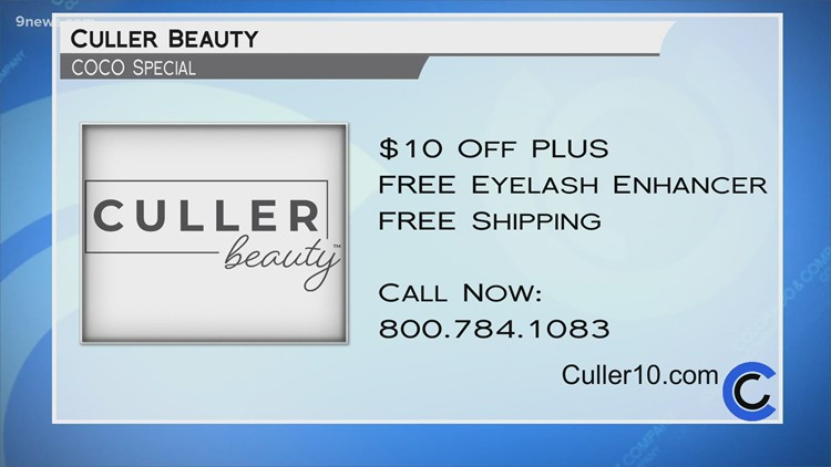 Culler Beauty - March 4, 2021