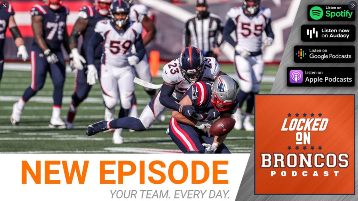Denver Broncos set to open 2021 NFL season on the road against New York Giants | Locked On Broncos