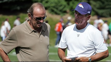 Bowlen's close relationship with Shanahan pivotal to Broncos' success