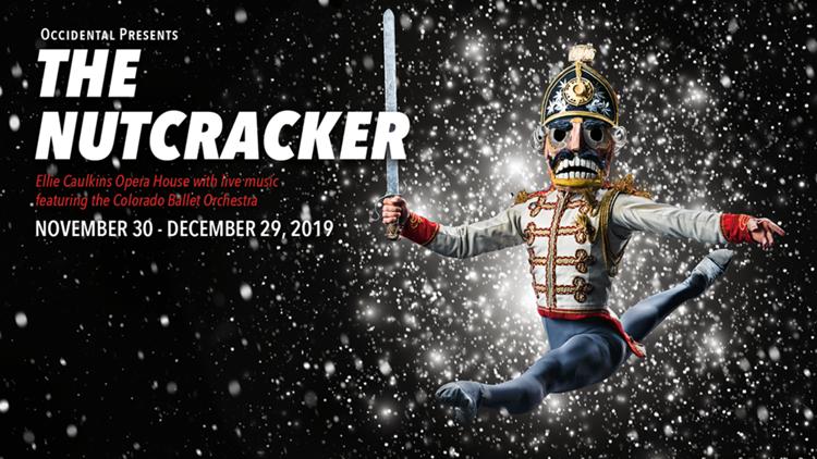 Colorado Ballet Presents Annual Production of The Nutcracker 2019