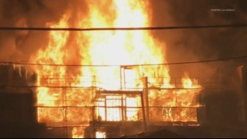 Insurance company points finger at construction manager, claims he started  fire near Broncos Stadium on purpose