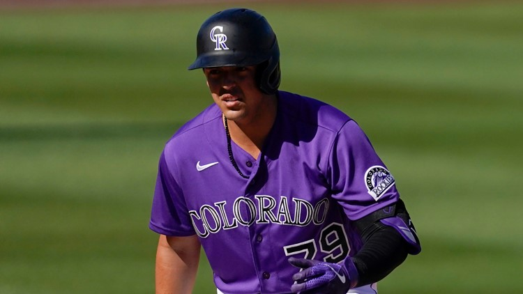 Rockies prospect suspended after testing positive for performance-enhancing drug