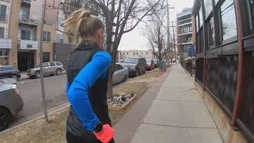Colorado runner hopes to laugh all the way to the Olympics