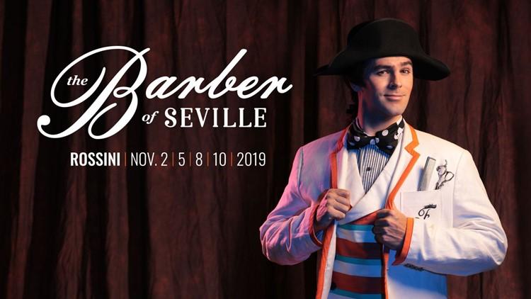 """Rossini's """"The Barber of Seville"""""""