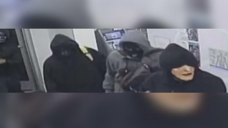 Dispensary robbery