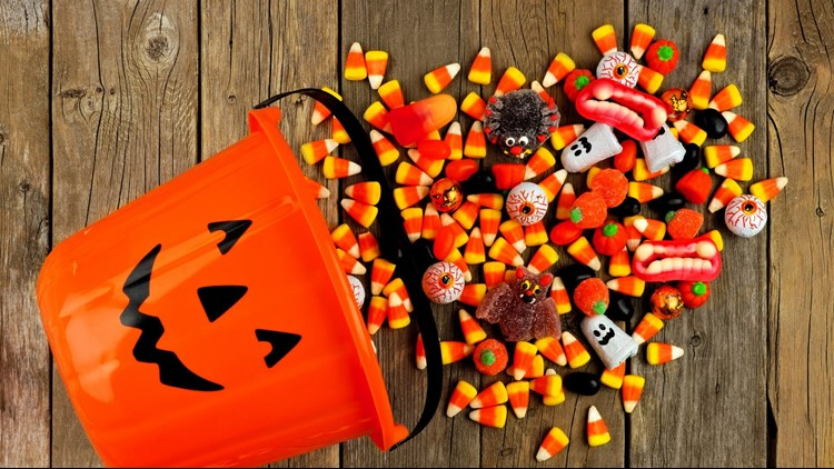 trick or treat halloween thinkstock candy
