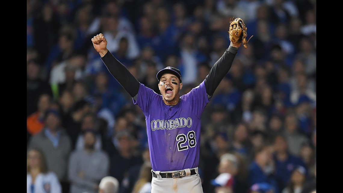 Rockies To Play Brewers In Division Series After Nl Wild