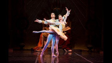 "Colorado Ballet's ""Sleeping Beauty"" Now Playing Through October 14"
