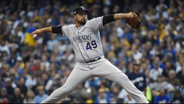 LIVE COVERAGE | Colorado Rockies - Milwaukee Brewers NLDS game 2