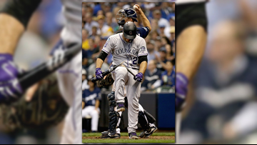 Rockies struggle again in NLDS Game 2 loss