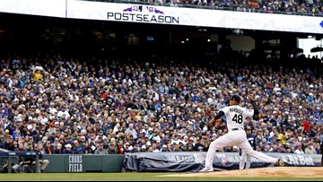 LIVE COVERAGE | Colorado Rockies - Milwaukee Brewers NLDS game 3