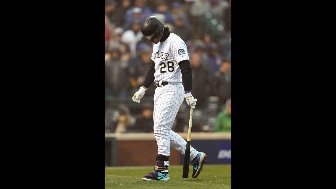 Rockies swept out of postseason by Brewers | 9news com