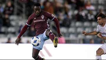 Rapids fall to Los Angeles FC for 7th loss in a row