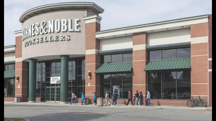 Barnes & Noble shares could have more upside -Barron's