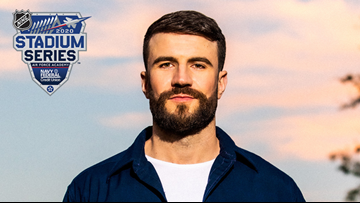 Sam Hunt to perform at Avs' outdoor game at Falcon Stadium