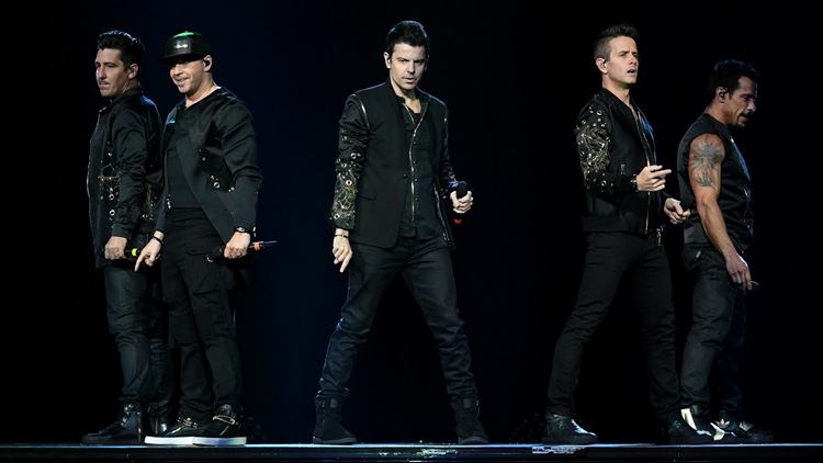 New Kids on the Block headed to Tacoma during 'The Mixtape Tour'
