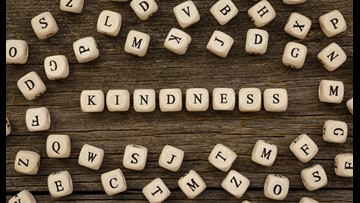 Spread kindness this Wednesday for 'I Care Day'