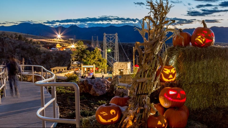 Royal Gorge Bridge Spooktacular