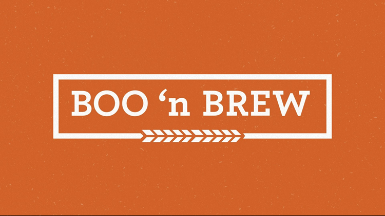Mesa Mall Boo 'n Brew