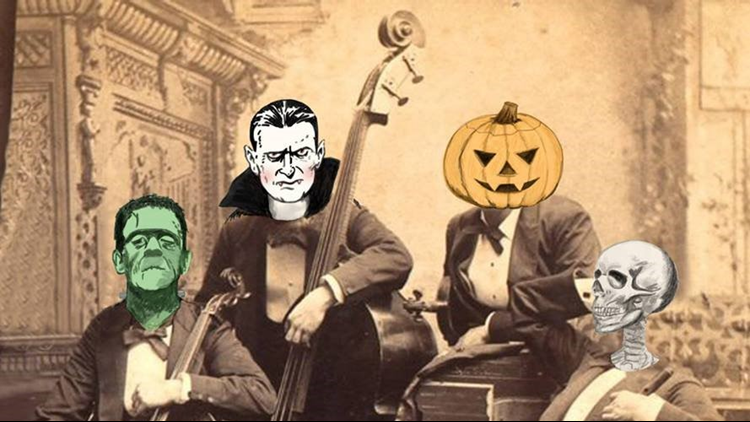 Colorado Springs Philharmonic monster mash