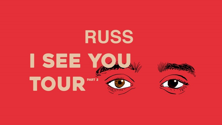 russ i see you tour