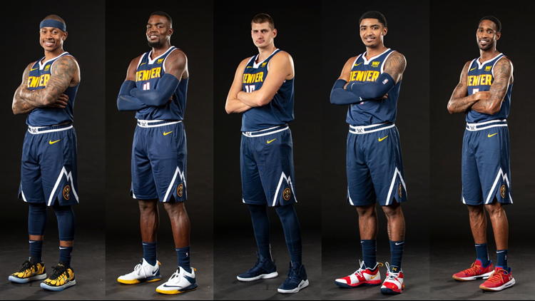Thomas Millsap Jokic Harris Barton   denver nuggets