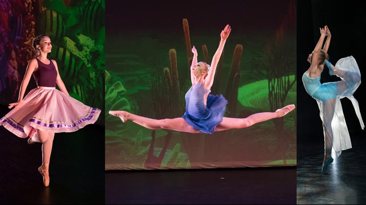 Danse Etoile Ballet 1